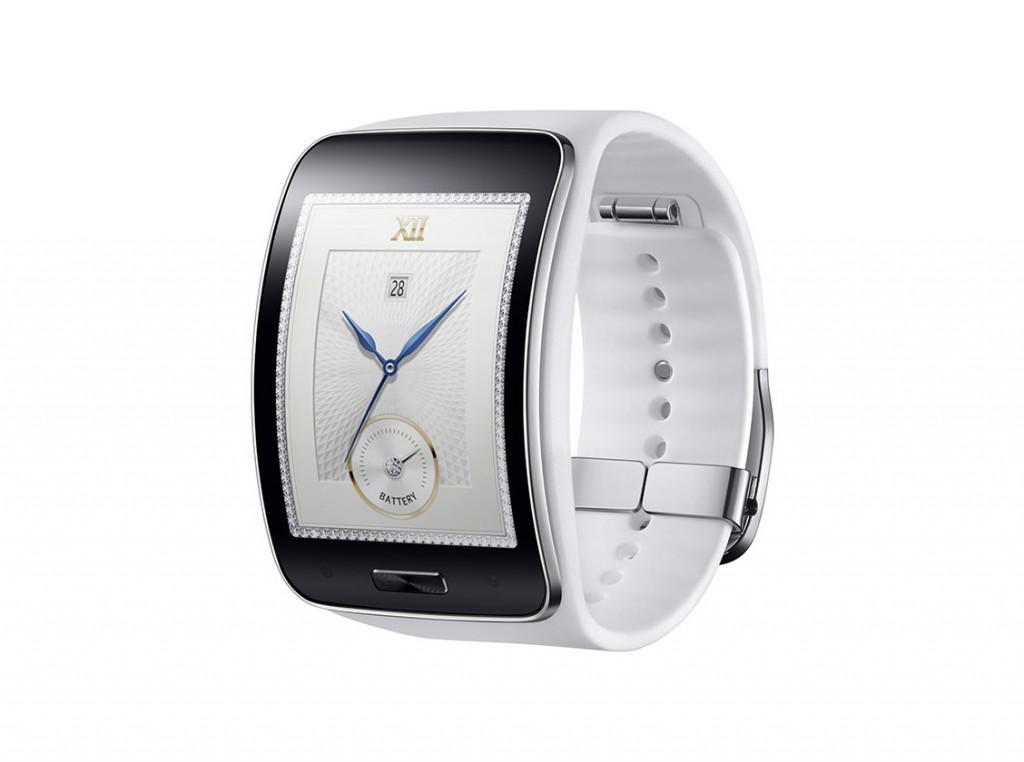 Samsung Gear S_white