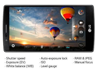 LG G4_Manual Mode