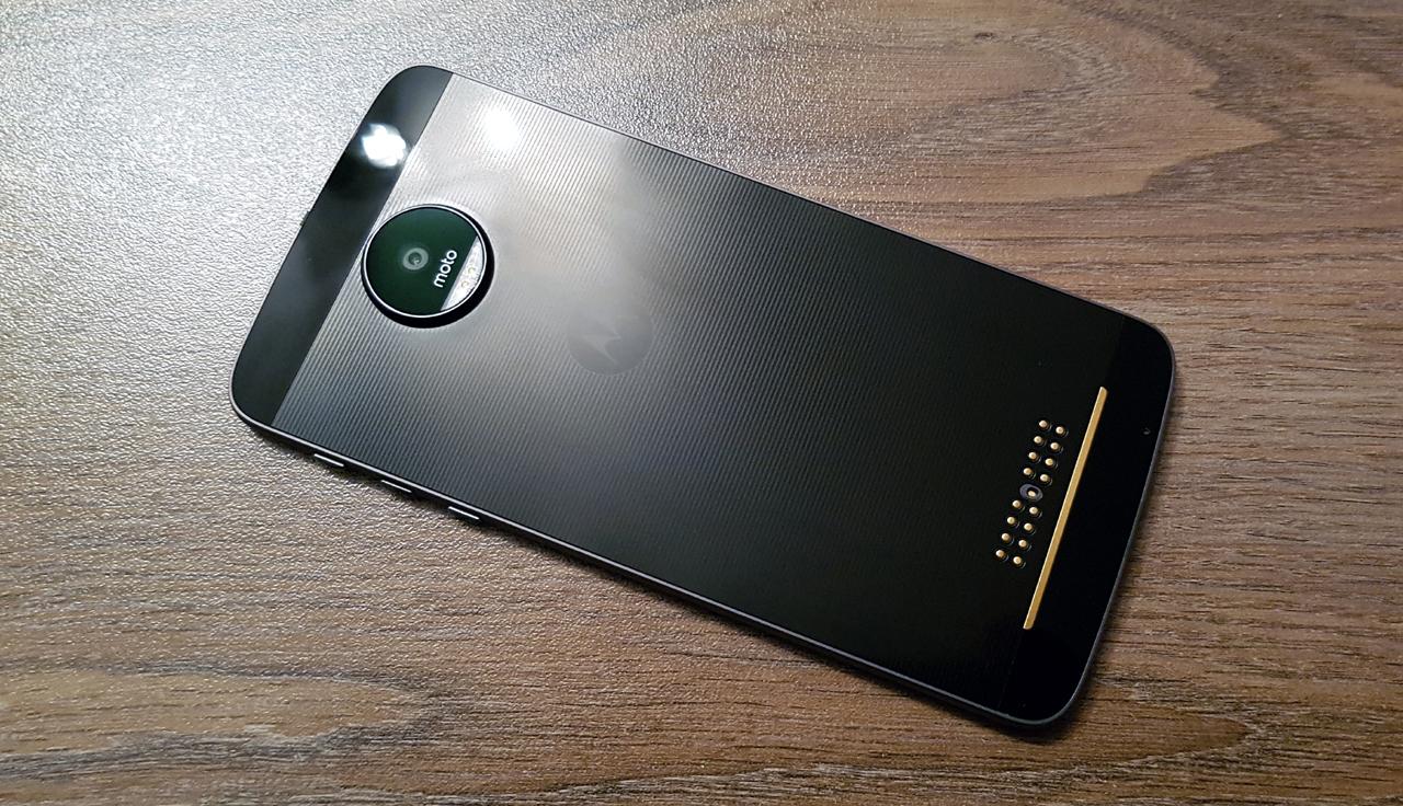 Motorola Moto Z Review: Κορυφαίο και ξεχωριστό