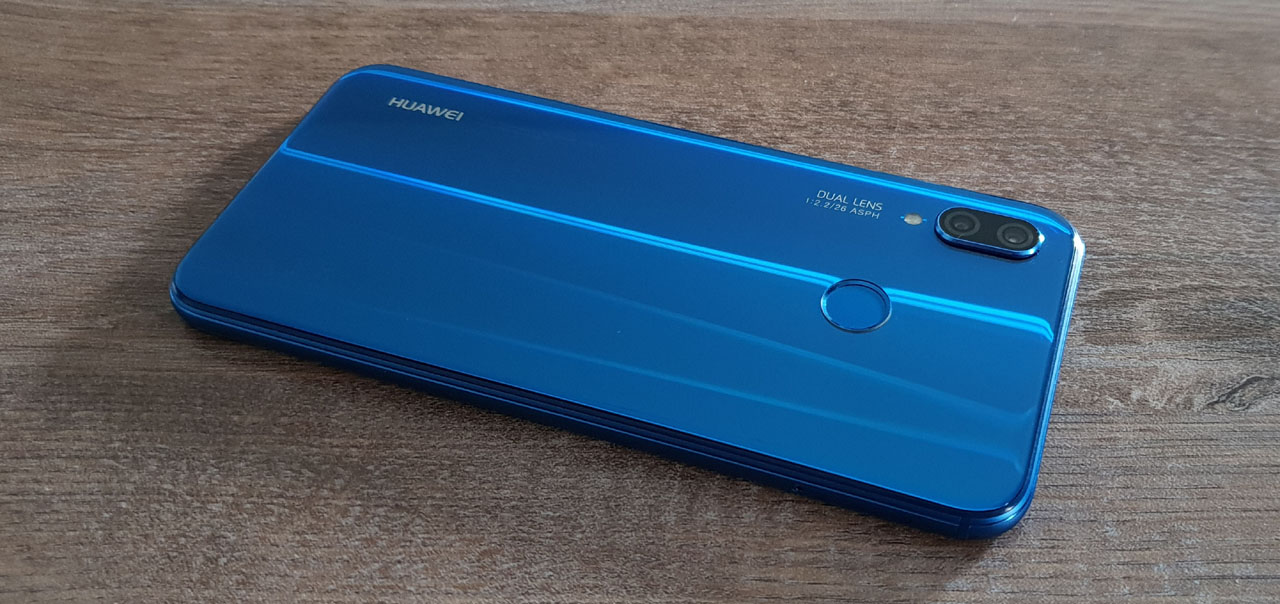 "Huawei P20 Lite Review : Το εντυπωσιακό ""μικρό"""