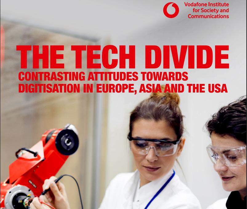 Το Vodafone Institute δημοσίευσε τα αποτελέσματα της μελέτης «Προς μία  Ψηφιακή Ευρώπη» 7078a1c4b02